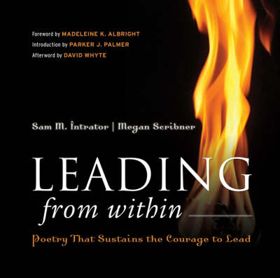 Leading from Within by Sam M. Intrator