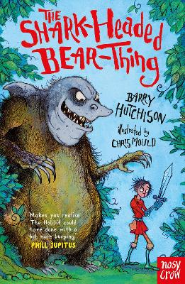 The Shark-Headed Bear Thing by Barry Hutchison