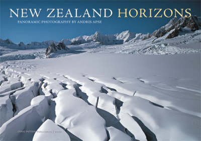 New Zealand Horizons Panoramic Photography by Andris Apse