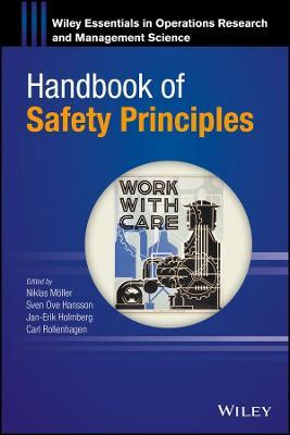 Handbook of Safety Principles by Niklas Moller