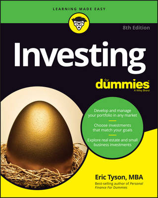 Investing for Dummies, 8th Edition book