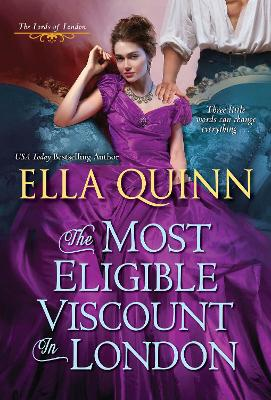 The Most Eligible Viscount in London book