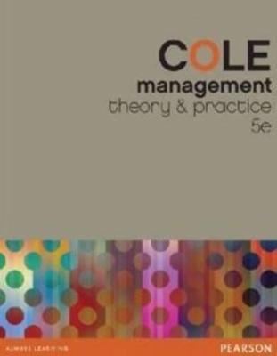 Management by Kris Cole