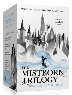 The Mistborn Trilogy Boxed Set: The Final Empire, The Well of Ascension, The Hero of Ages by Brandon Sanderson