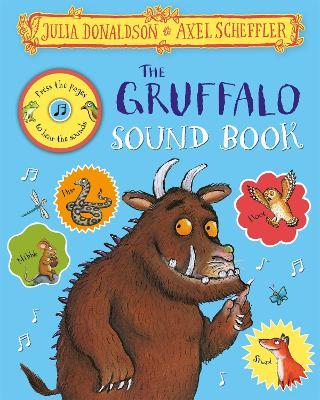 The Gruffalo Sound Book book