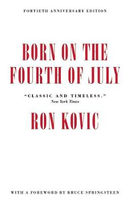 Born On The Fourth Of July book