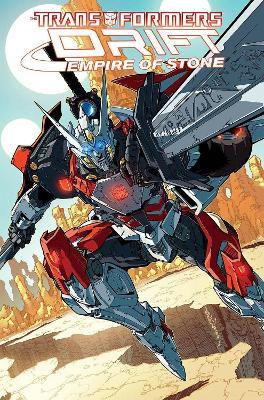 Transformers Drift - Empire Of Stone book