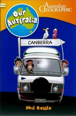 Our Australia: Canberra book