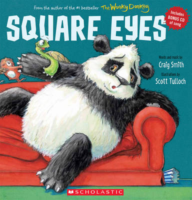 Square Eyes book