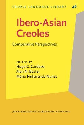 Ibero-Asian Creoles by Hugo C. Cardoso