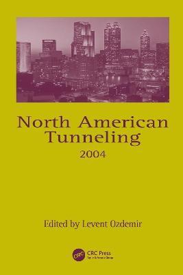 North American Tunneling by Levent Ozdemir