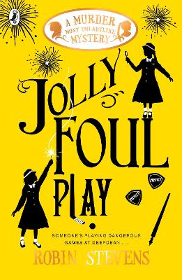 Jolly Foul Play book