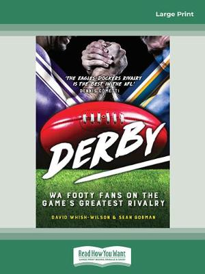 Derby by David Whish-Wilson and Sean Gorman