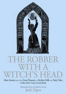 Robber with a Witch's Head book