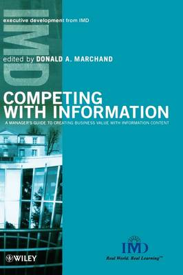 Competing with Information by Donald A. Marchand