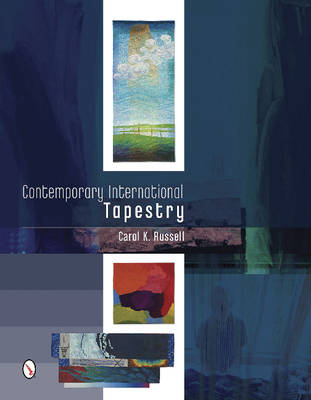 Contemporary International Tapestry by Carol K. Russell
