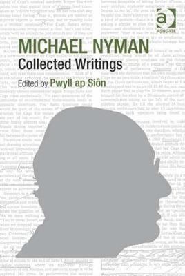 Michael Nyman by Pwyll ap Sion