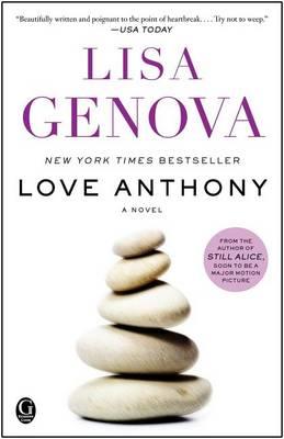 Love Anthony book