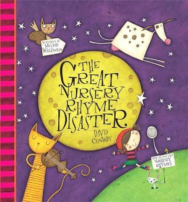 Great Nursery Rhyme Disaster (Big Book) book