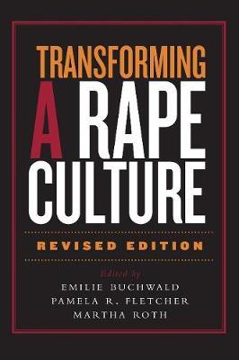 Transforming a Rape Culture book