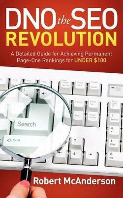 DNO the SEO Revolution by Robert McAnderson