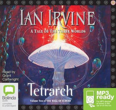 Tetrarch by Ian Irvine