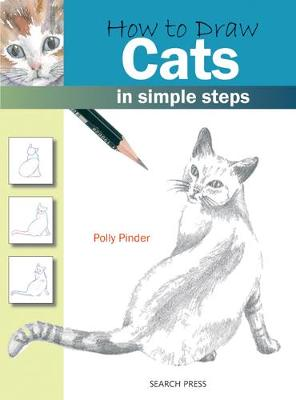 How to Draw: Cats by Polly Pinder