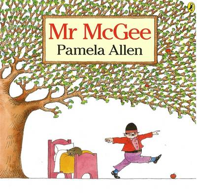 Mr Mcgee book