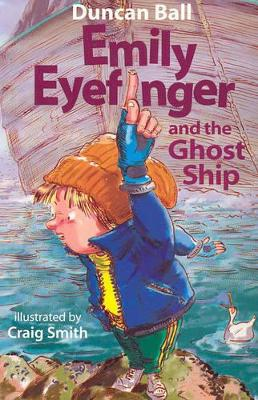 Emily Eyefinger and the Ghost Ship book