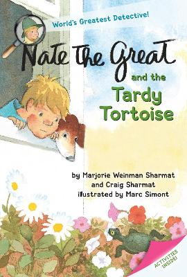 Nate The Great Tardy Tortoise by Marjorie Weinman Sharmat
