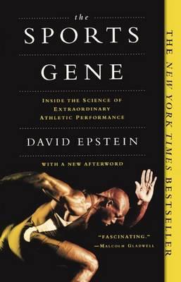 Sports Gene by David Epstein