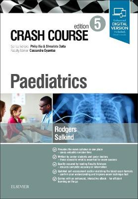 Crash Course Paediatrics by Anna Rodgers