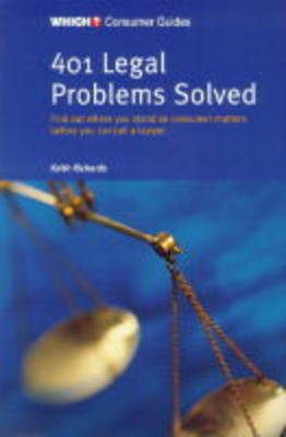401 Legal Problems Solved by Keith Richards