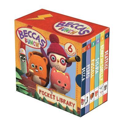 Becca's Bunch Pocket Library by Egmont Publishing UK