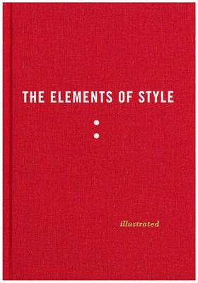 Elements of Style Illustrated book