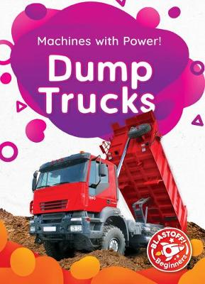 Dump Trucks book