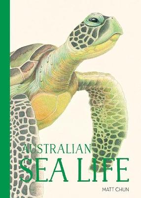 Australian Sea Life book