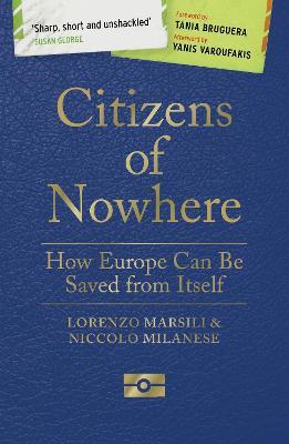 Citizens of Nowhere by Lorenzo Marsili