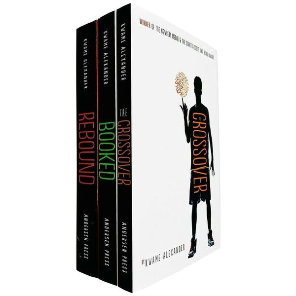 The Crossover Series Box Set by Kwame Alexander