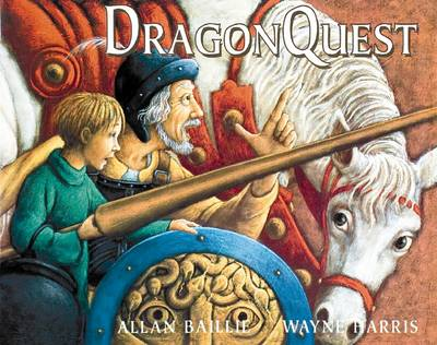 DragonQuest by Allan Baillie