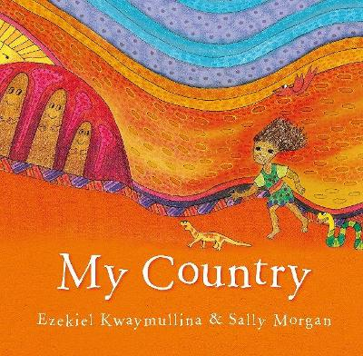 My Country by Ezekiel Kwaymullina