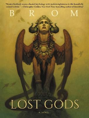 Lost Gods book