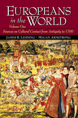 Europeans in the World book