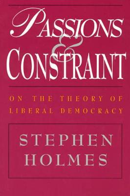 Passions and Constraint book