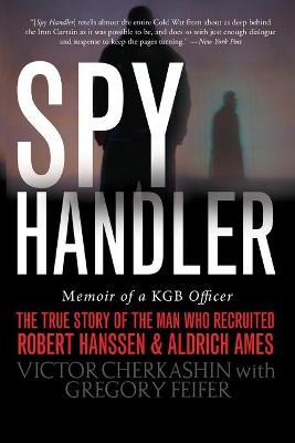 Spy Handler book