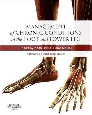 Management of Chronic Conditions in the Foot and Lower Leg book