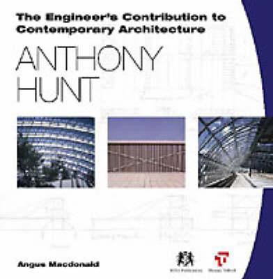 Anthony Hunt (ECCA series) by Angus MacDonald