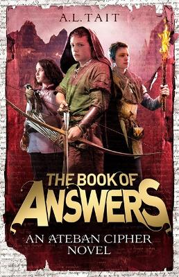 Book of Answers book