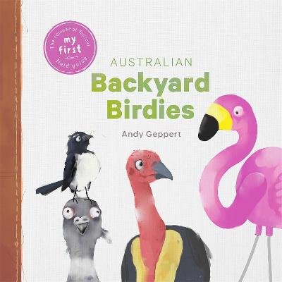 Backyard Birdies book