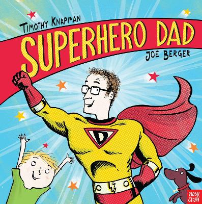 Superhero Dad book
